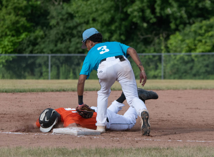 ICBL Monday: Ferranti leads Orioles to first win; Monarchs score four in final at-bat