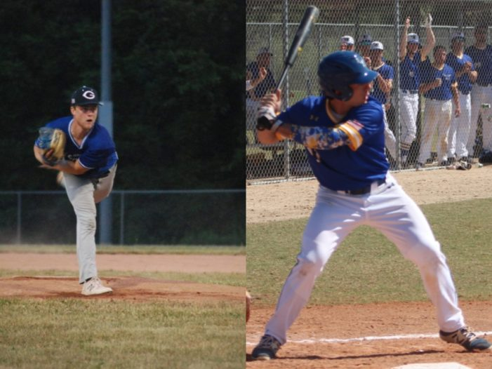 Gartland and LoTemple earn Week 2 ICBL honors