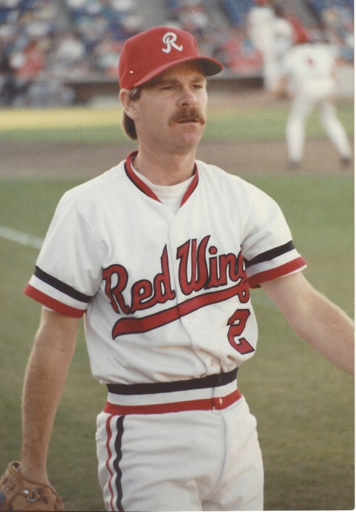 This Day in Red Wings History: Boone tosses no-hitter as Wings sweep Chiefs