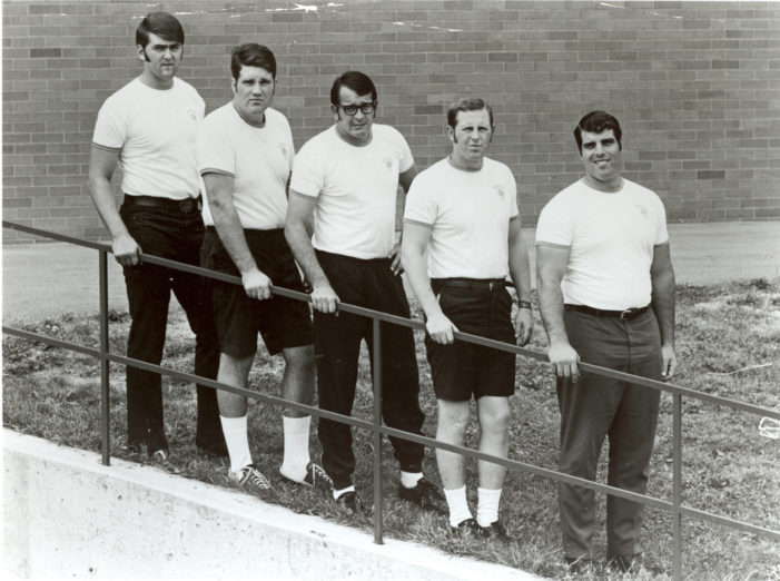 50 years ago this summer, Coughlin started coaching career at RIT