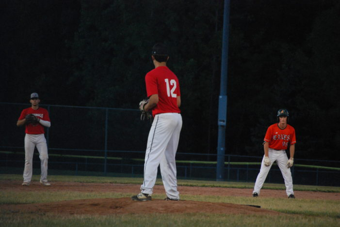 ICBL Tuesday: Gartland's gem keeps Snow Cats undefeated; Rosso paces Cardinals