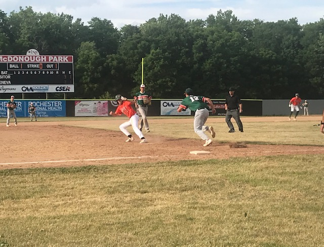 ICBL Sunday: Snow Cats stay undefeated; DP Orange salvages split