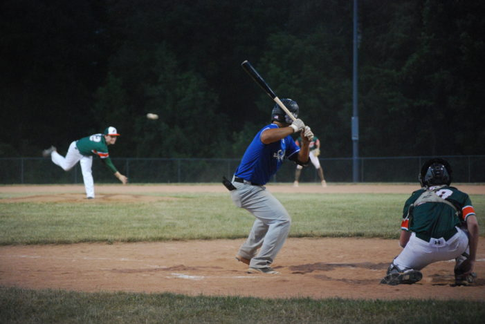 ICBL Tuesday: Griggs, Harter lead Flyin Fish barrage; Bermudez, Meyers power Snow Cats rout