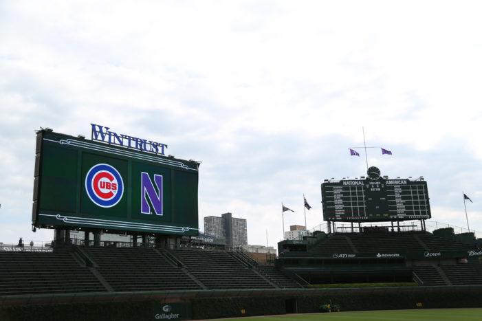 Northwestern, Chicago Cubs postpone 2020 Wrigley Field game