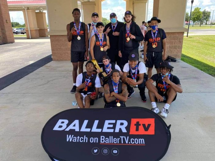 Clark, Harris-Scott lead RAP Stars to AAU D1 World Championship