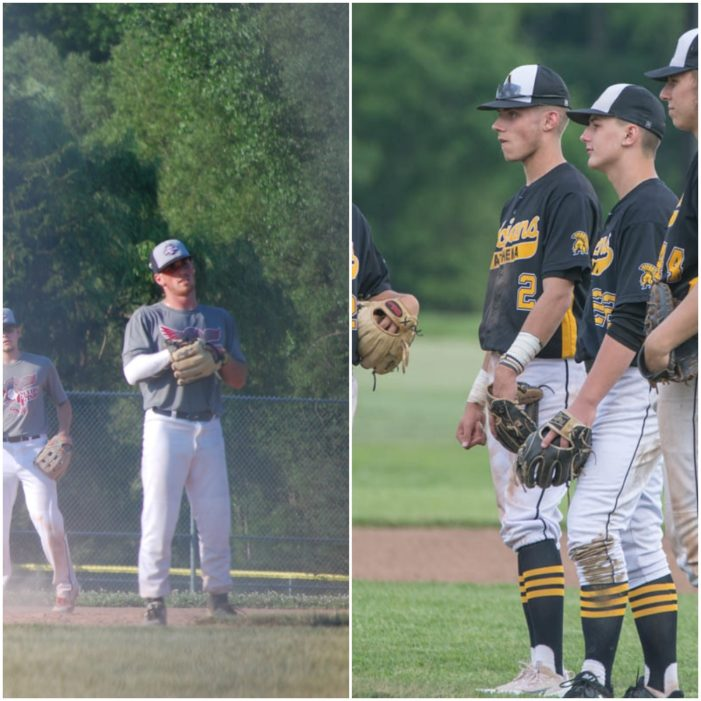 Griggs and Nucci grab opening week ICBL honors