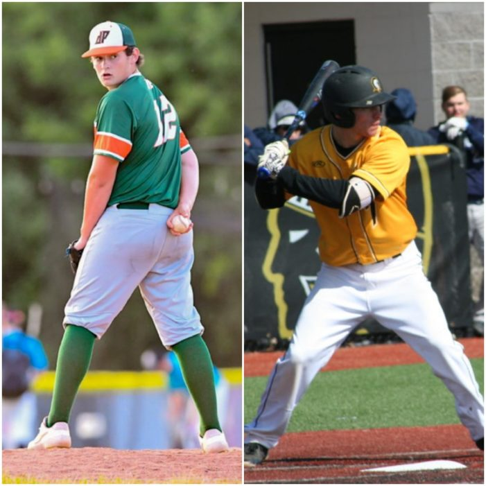 Consaul and Flannery earn Week 3 ICBL honors