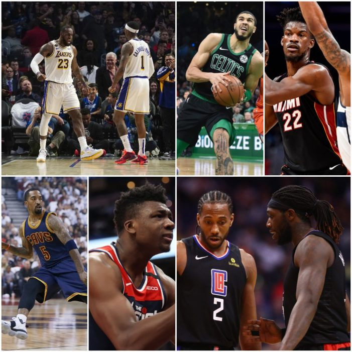 Heat Check: Battle of LA features shorthanded rosters; Thomas Bryant seeking improvement inside bubble