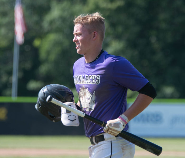 Sulimowicz finds stride in the ICBL
