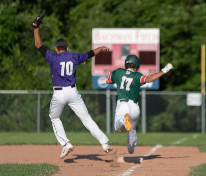 ICBL Wednesday: LoTemple leads Monarchs to fourth straight win; Ferranti slugs Orioles past Blue Jays