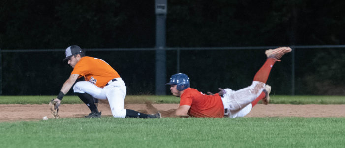 Orioles complete improbable run, win ICBL championship