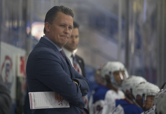 New Amerks coach Appert ready for challenge of development while winning