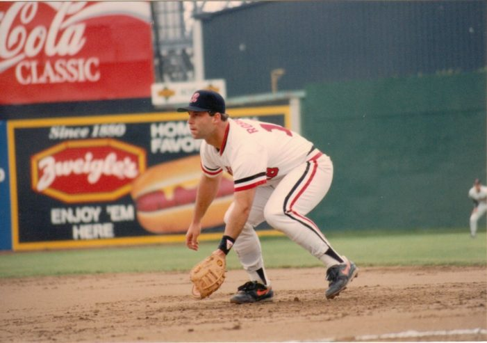 This Day in Red Wings History: Robbins, Milacki pace Wings past Mud Hens