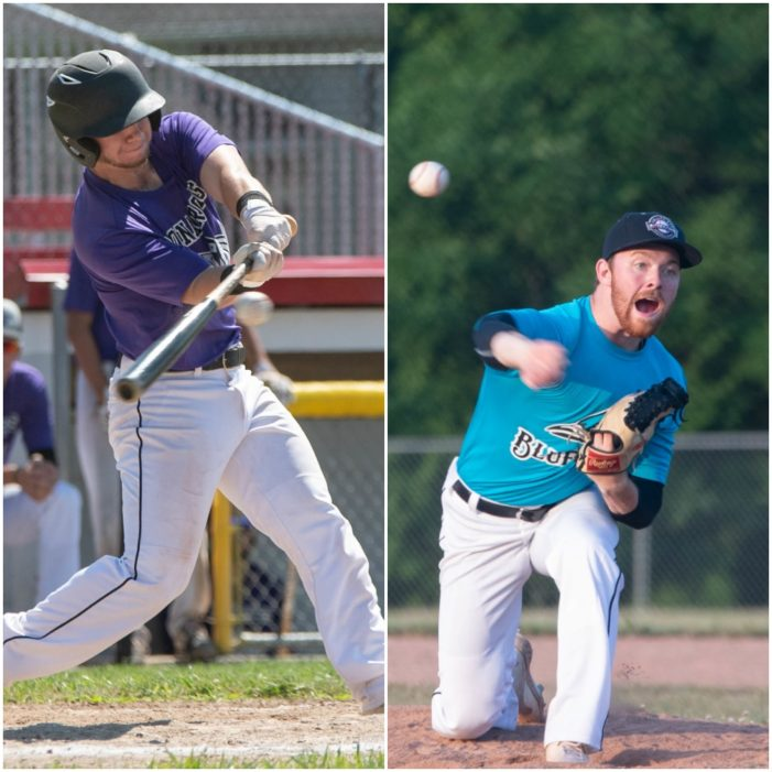 Hill and Smith earn closing week ICBL honors