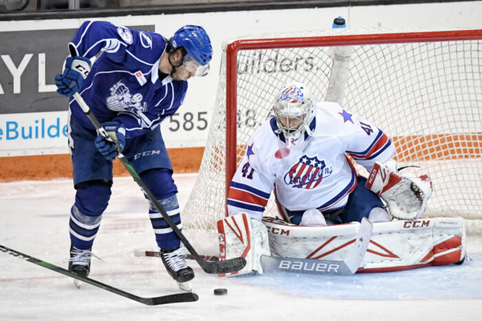 Amerks ink Houser to one-year AHL deal