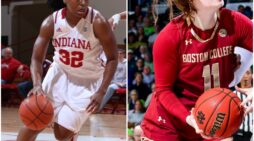 Davis and Guy to continue careers overseas
