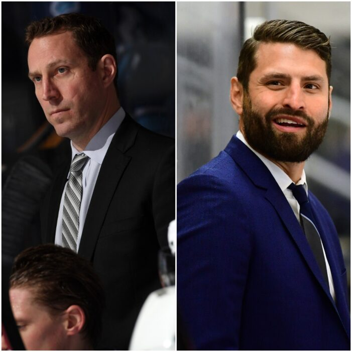 Amerks name Mair, Weber assistant coaches