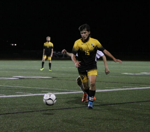 Brassie's last-minute goal keeps HF-L unbeaten