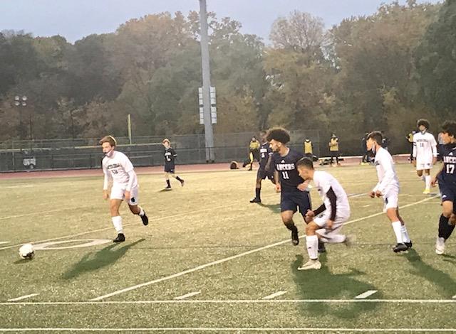 Delves scores both goals as Eastridge defeats Odyssey