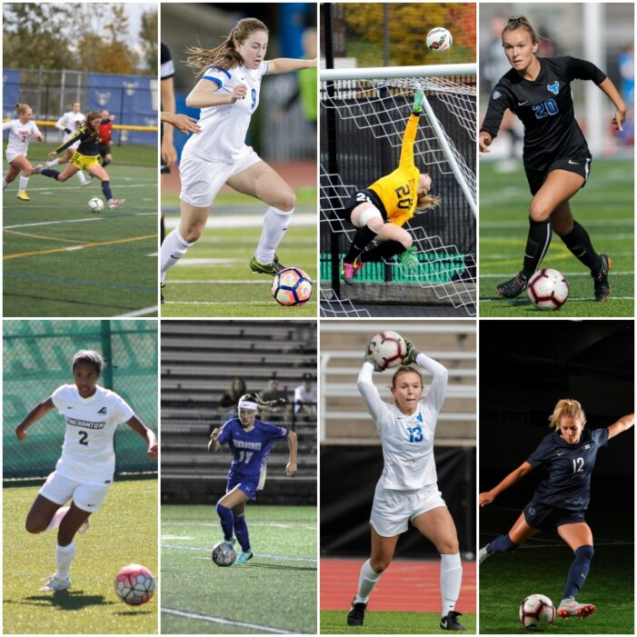 Section V Girls' Soccer announces All-Decade Team