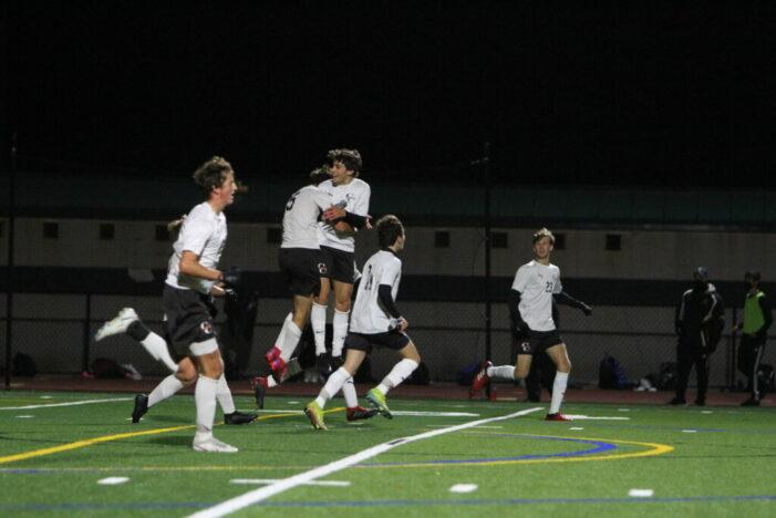 Bailey scores twice; Churchville-Chili advances to semi-finals
