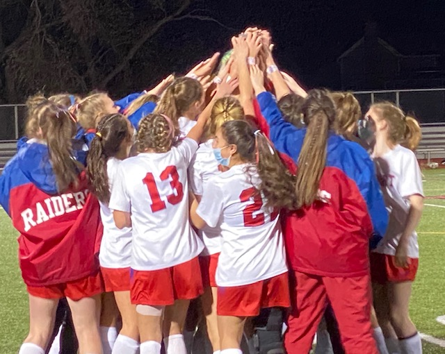 Kayser's goal lifts Fairport to Class AA title