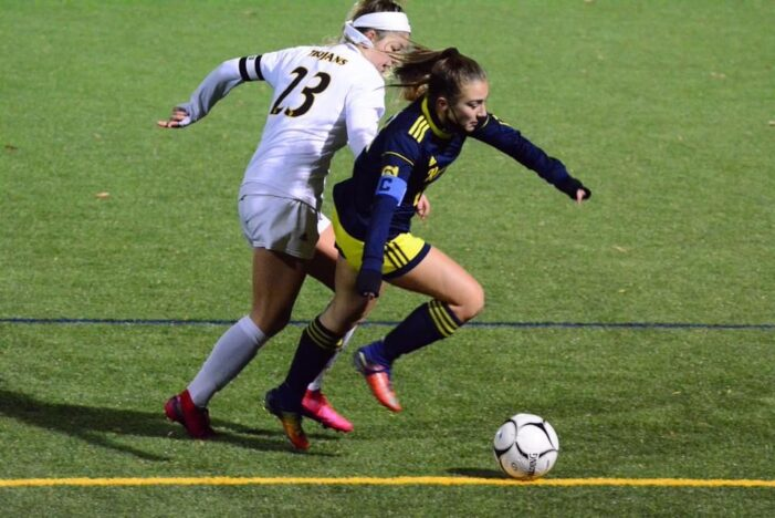 Spencerport girls continue dominance, win 5-0 in quarters