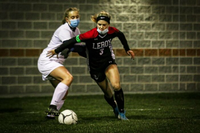 Bath-Haverling and LeRoy to decide Girls' Class B2 title