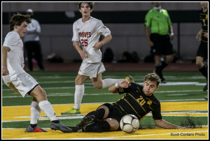 Tuesday Wrap: Petrone lifts Sutherland in OT; Wayne's Petratta explodes for five goals
