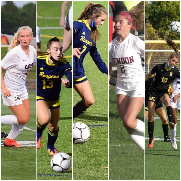 Hayward, Trapani, Rotoli, O'Hara and Karipidis win Monroe County POTY awards