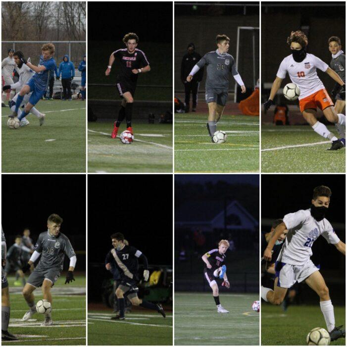 Section V Boys' Soccer announces All-Tournament teams