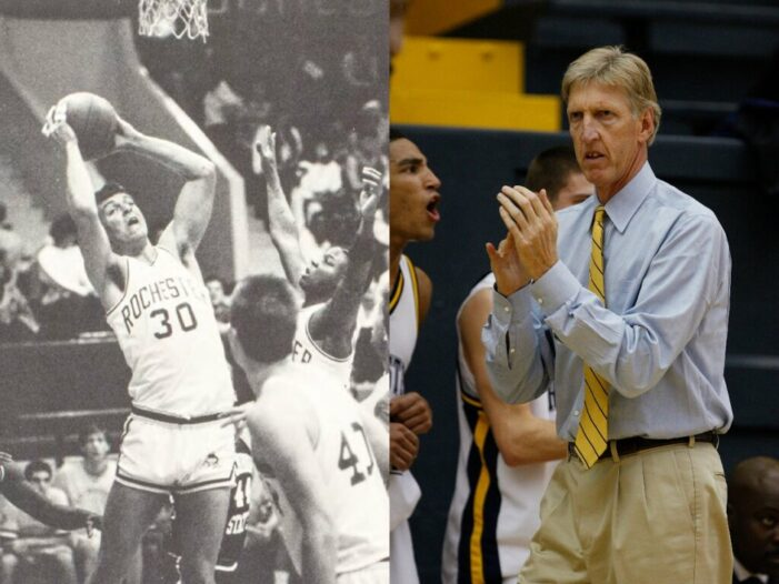 Former UR coach Mike Neer recalls the late Mark Nunge