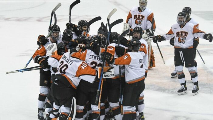 RIT men's hockey announces 2021-22 season schedule