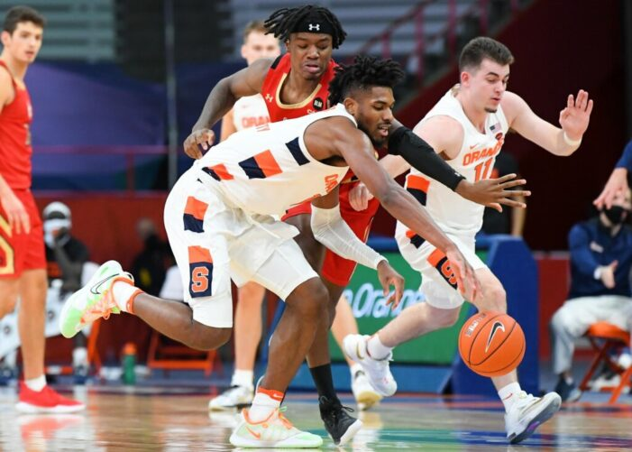 Syracuse grinds out 62-56 win over Northeastern