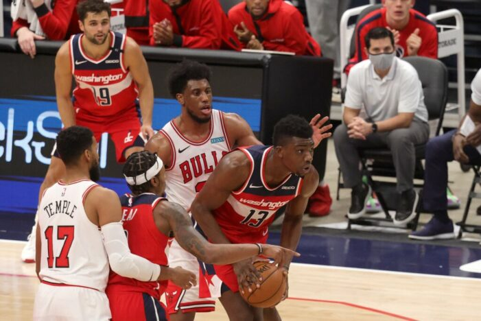 Thomas Bryant finishes just shy of career-high; Wizards drop fifth straight to end calendar year
