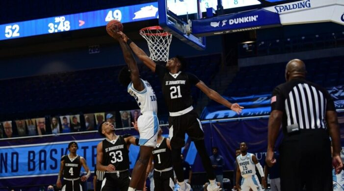 Maggio: Osunniyi is clear Atlantic 10 Defensive Player of the Year
