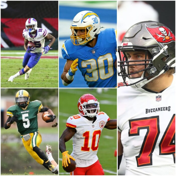 Bridging the Gap: D2 and D3 Football among NFL's elite