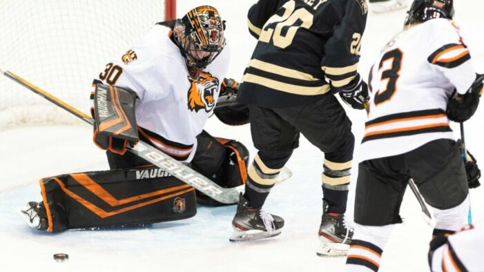 RIT women's hockey falls at home to Lindenwood