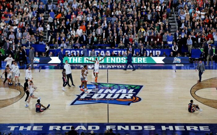 NCAA announces details for 2021 Division I men's basketball championship