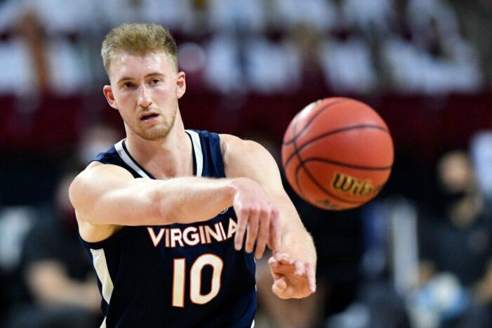 No. 8 Virginia rides defense, shooting to topple Syracuse