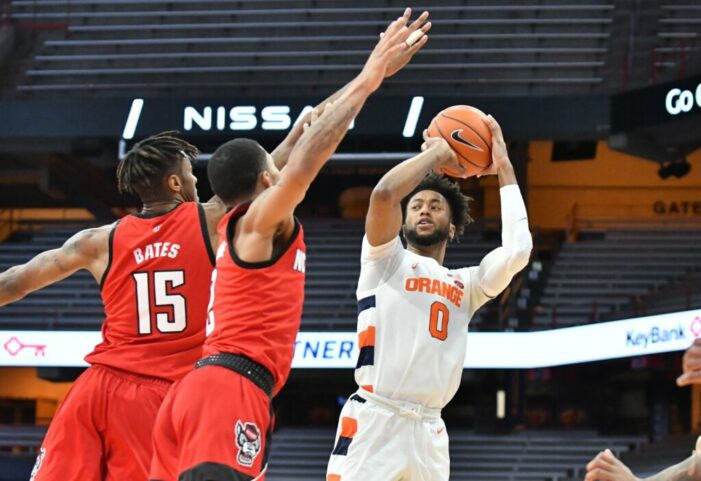 Syracuse drops critical contest at Georgia Tech