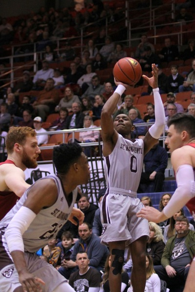 "St. Bonaventure looking past the records, taking ""scary"" St. Joseph's squad seriously"