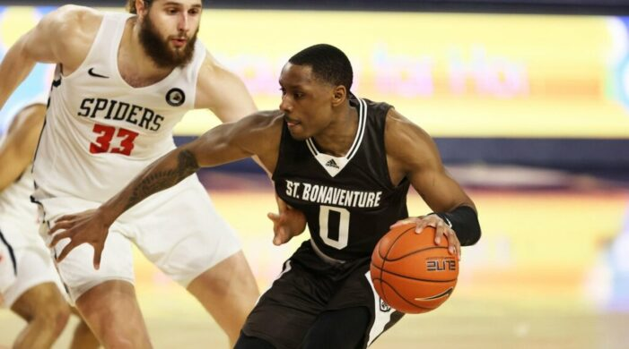 Home-and-homes with Richmond, Saint Louis and VCU highlight St. Bonaventure's Atlantic 10 pairings