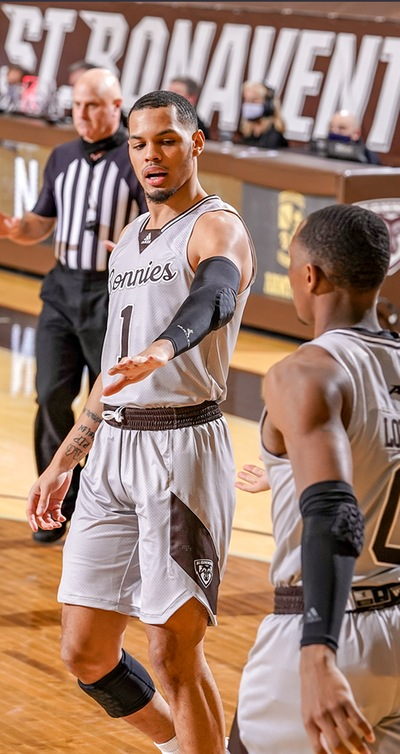 Bonnies receive votes in AP Top 25 poll