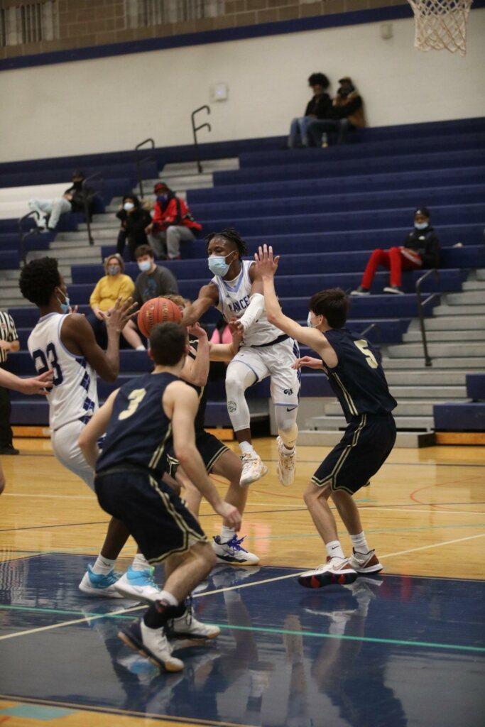 Third-quarter run leads Eastridge past Sutherland