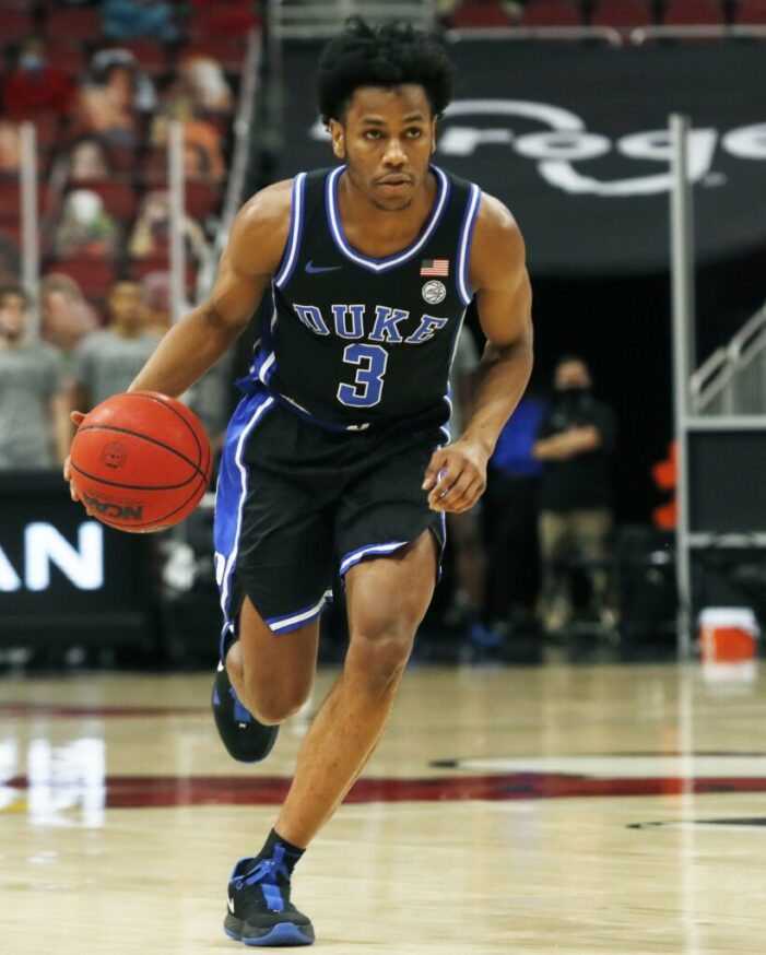 Duke sprints out to early lead, dumps Syracuse