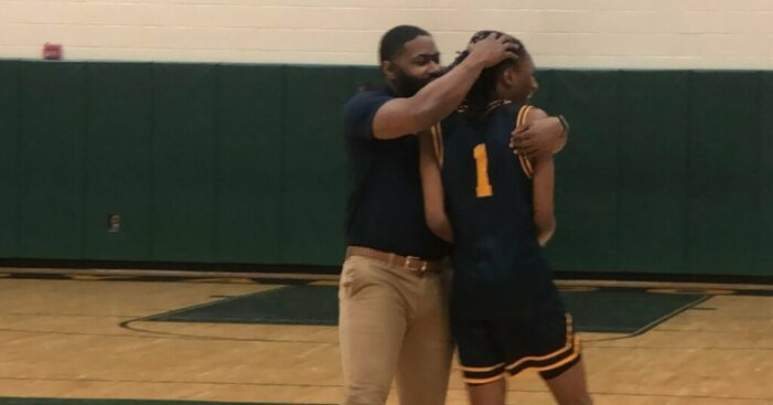UPrep beats Rush-Henrietta in triple-overtime for Jerice Crouch's first win