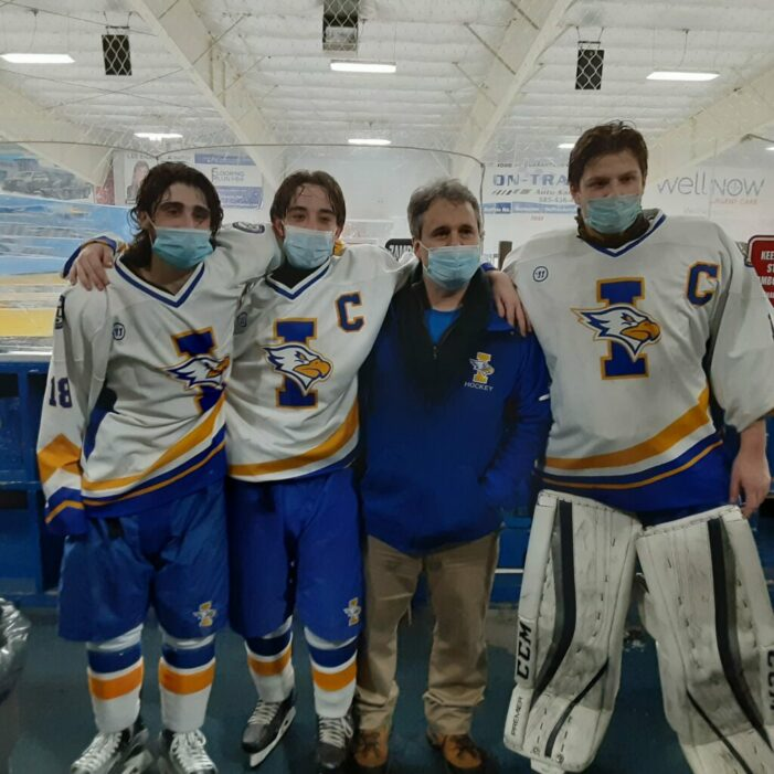 Irondequoit's Giuffrida earns 200th victory in win over Brockport