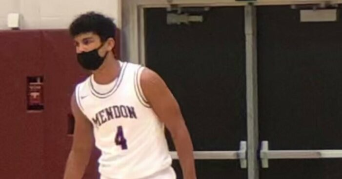Jackson Green, the 'future,' flashes upside in Pittsford Mendon's win over Eastridge