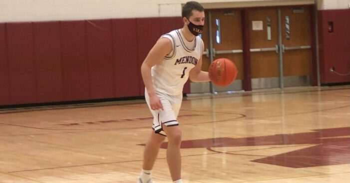 Newly committed Jacob Shadders shines on Pittsford Mendon Senior Day